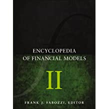 Encyclopedia of Financial Models, Volume II