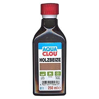 Clou Holzbeize B11 2529 mahagoni 0,250 L