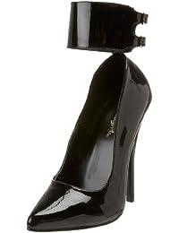 Pleaser Dom434/B - Zapatos de tacón para mujer