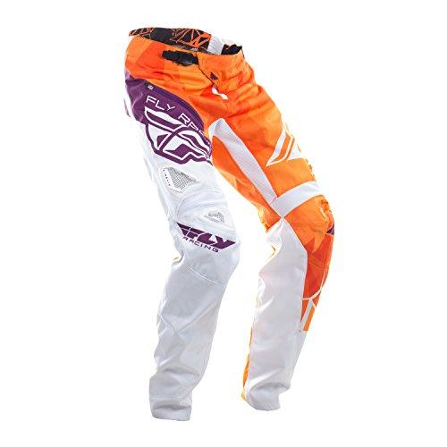 Preisvergleich Produktbild Fly Racing Downhill-Hose Kinetic Crux Orange Gr. 32