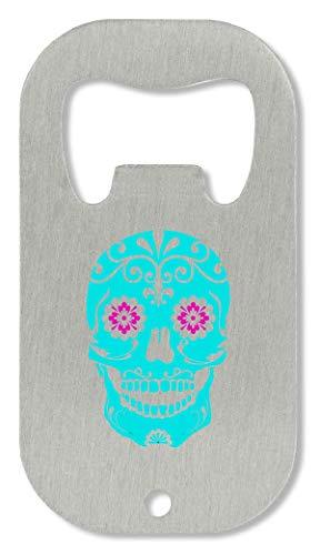 OpenWorld Vibrant Candy Skull Halloween Collection Neon Color Flaschenöffner (Shop Halloween Candy)
