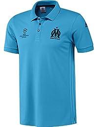 Adidas Olympique de Marseille EU Polo T-Shirt pour homme