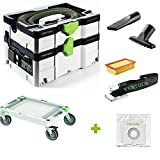 Festool Absaugmobil CTL SYS 575279 + SYS-Cart RB-SYS 495020 Industriestaubsauger