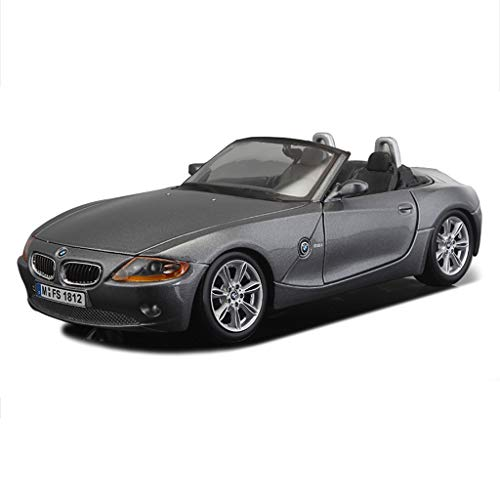 IVNGRI-Auto Model 1:24 druckguss Z4 Legierung Automodell Schiebetür Sound Und Licht Zurückziehen Spielzeugauto (Nissan Model Auto Kit)