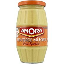 Amora senape metà bocalor forte 415g - ( Prezzo unitario ) - Amora moutarde mi forte bocalor 415g