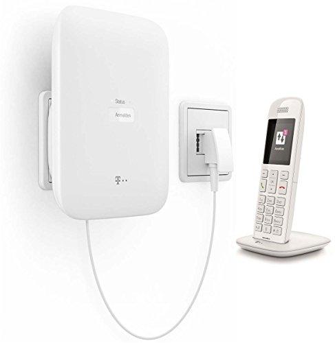 Telekom Speedport Neo, 5-in-1 WLAN Router inkl. vorgepairtem Speedphone 10 Weiss