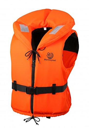 Marinepool 100N Adults 70-90Kg Buoyancy Lifejacket 1
