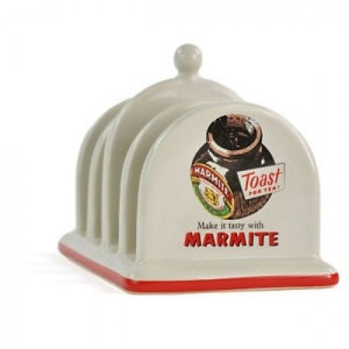 Housewares   Toast Rack   Marmite  Toast for Tea (Toast Video)