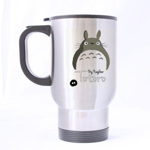 Japonais Dessin animé Mignon Animal Totoro personnalisée Motif Travel Mug Mug à café Creative Sport Tasse personnalisée Tasse à thé 396,9 Gram