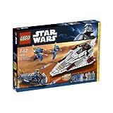 Lego Star Wars Mace Windu's Jedi Starfighter (7868) - Extremely Rare by LEGO
