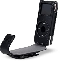 Belkin Ipod Nano Flip Case Black For Ipod Nano - Black