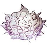 Slamp VEL78PLF0002H - Expositor para decoración, 53 cm, color morado