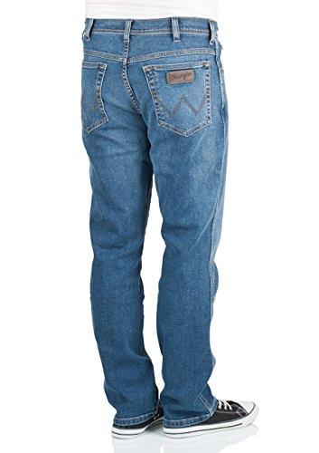 Wrangler Herren Texas Stretch Jeans blast blue (49S)