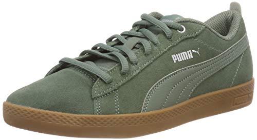 big sale d89ed 38df0 Puma Smash Wns V2 SD, Zapatillas para Mujer, Gris Laurel Wreath 04, 40
