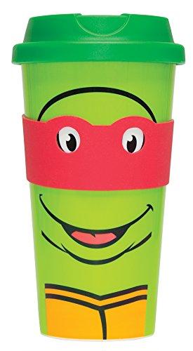 Unbekannt Teenage Mutant Ninja Turtles Thermobecher Klauenhammer, (rot -