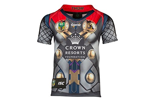 melbourne-storm-2017-nrl-kids-thor-marvel-s-s-ltd-edition-rugby-shirt-size-6yrs