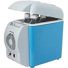 Nevera portátil eléctrica térmica Box Mini de frigorífico 7.5 l para frío ...