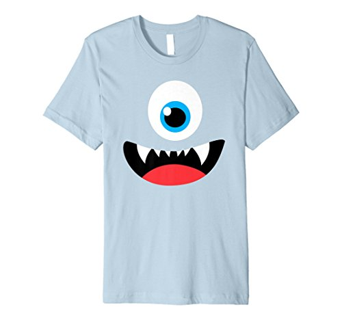 Funny Scary Monster Kostüm Halloween Shirt für Kinder (Scary Kostüm Für Damen)