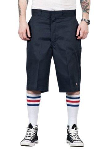 "Dickie Classic Shorts (Dickies - Herren Shorts 13"" Flat Front Work - Marineblau Dickies42283 Classic Mens Shorts)"