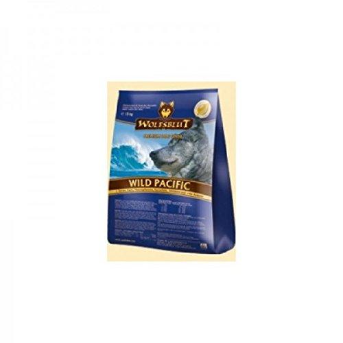 WOLFSBLUT Trockenfutter WILD PACIFIC 6 Sorten Fisch + Kartoffel Adult für Hunde 15,0 kg - 2
