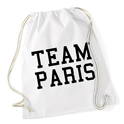 Team Paris Sac De Gym Blanc Certified Freak