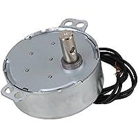 CNBTR TYC-50 15 – 18 RPM AC220 V CW/CCW motor eléctrico sincronizado con eje de 7 mm de diámetro