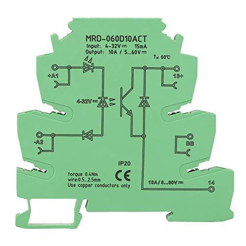 Hilitand MRD-060D10ACT Ultradünnes DC-Halbleiterrelais, geeignet für pneumatische DC-Elektromagnetventile -