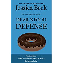 Devil's Food Defense (The Donut Mysteries Book 25) (English Edition)