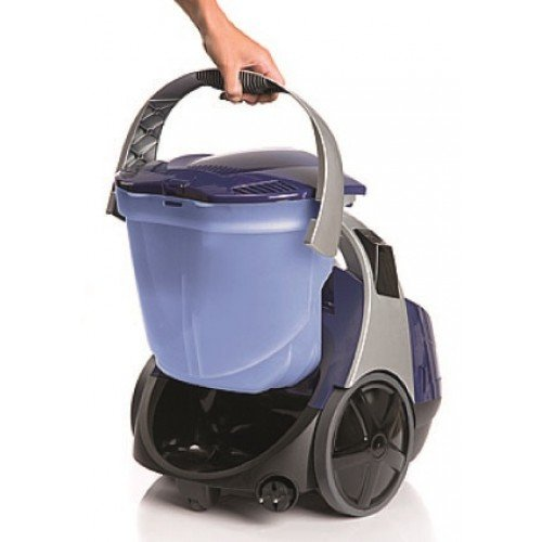 Zelmer 829.0 ST vacuum cleaner – vacuum cleaners (Cylinder, Home, Blue, Dry&Wet, HEPA, Dust bag)