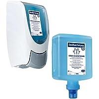 Hartmann Desinfektionsmittel-Spender CleanSafe basic + 10x 1 Liter Sterillium Gel pure preisvergleich bei billige-tabletten.eu