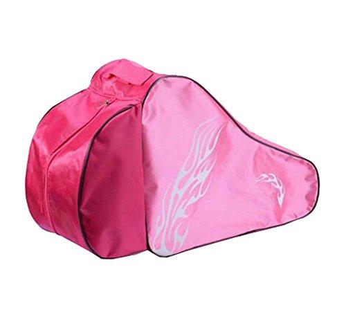 Black Temptation Skate Bag - Tasche, um Schlittschuhe, Rollschuhe, Inline Skates für Kinder/Erwachsene, B zu tragen (Bag Skate Inline)