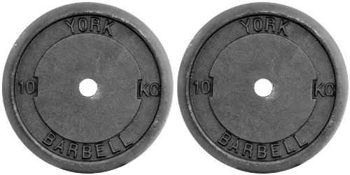 york-fitness-standard-cast-iron-discs-2-x-10-kg