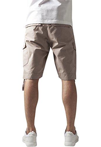 Urban Classics pantaloni da uomo Twill Cargo Shorts beige
