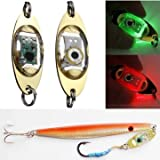 #4: LED Light Bait Deep Drop Underwater Flashing Lamp Metal Light Bait-parent