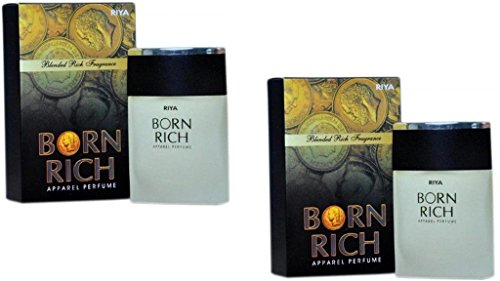 Riya Born Rich Perfume for men combo of 2* 100 ml