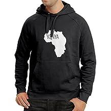 Sudadera con capucha Salvar Kenia - camisa política, refranes de la paz