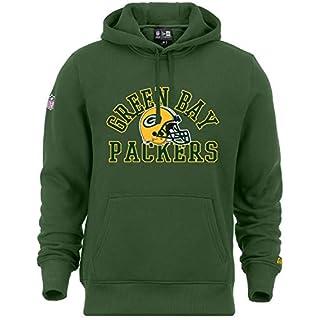 New Era - NFL Green Bay Packers College Hoodie - Ciltrano Green Farbe Grün, Size XL