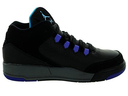 Nike Jungen Jordan Flight Origin 2 Bp Turnschuhe Schwarz / Grau (Schwarz / Bl Drk Gry-LGN-brght CNCRD)