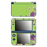 """Disagu Design Skin für New Nintendo 3DS XL Design Folie - Motiv """"Ein Hauch von Frühling-Lila Grün"""""""