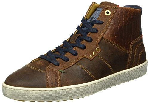 Pantofola D'OroCanaverse Uomo Mid - Scarpe da Ginnastica Basse Uomo , Blu (Blau (.Jcu)), 45