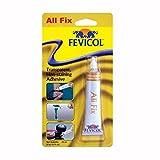 Fevicol All Fix Transparent, Non-stainin...