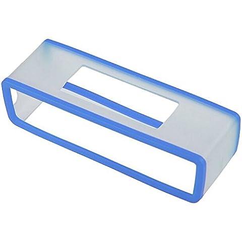 COOSA Bose SoundLink Mini Soft Cover Silicio Conjunto de paquete portátil