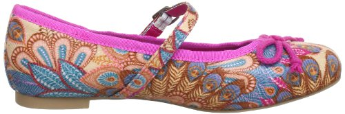Dockers by Gerli 327417-030111, Ballerines fille Rose (Pink 111)