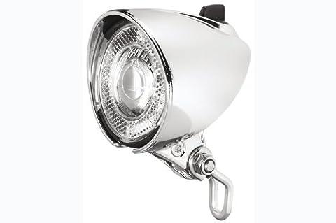 Busch & Müller Fahrradbeleuchtung Vorne Lumotec Classic Plus LED, schwarz, 1786CDI