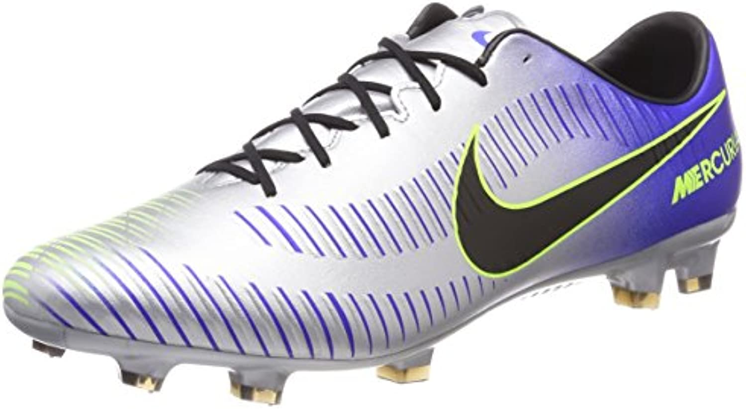 Man's/Woman's NIKE Men''s Mercurial Veloce Iii NJR Fg Footbal Footbal Footbal Shoes Complete specification International choice Fashion dynamic VW33374 80485e