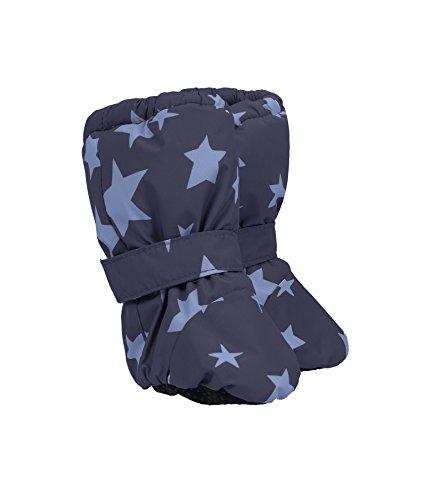 Döll Unisex Babyschuhe Socken, Blau (Total Eclipse 3000), 74/80