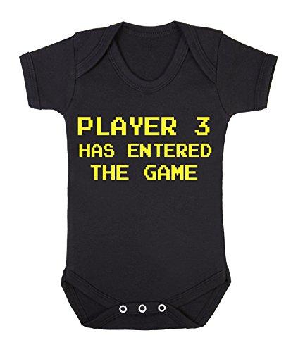 reproductor-3ha-entrado-en-la-game-funny-babygrow-onesie-negro-negro-talla0-3-meses