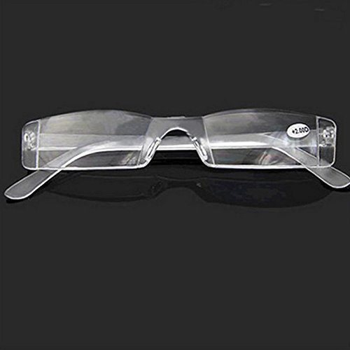 amazing-tradingtm-rimless-reading-glasses-metal-temple-150-to-400-diopter