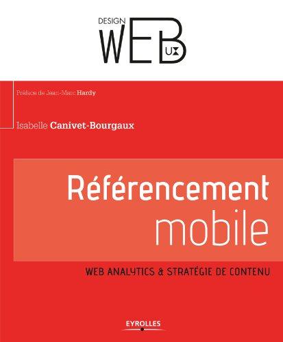 Référencement mobile: Web analytics et stratégie de contenu