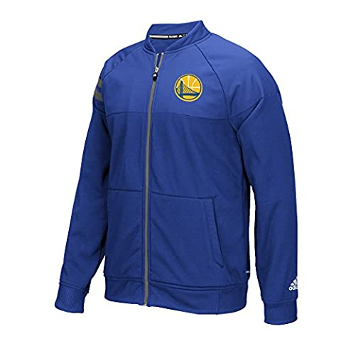 NBA Herren tip-off Full Zip Jacket, blau,